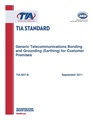 TIA-607-B - Generic Telecommunications Bonding and Grounding (Earthing) for Customer Premises.pdf